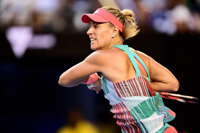 Kerber đã tạo nên cú sốc lớn nhất tại Australian Open 2016