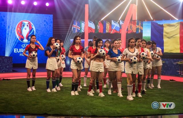 Màn trình diễn của các cô gái Nóng cùng Euro 2016 hứa hẹn đem đến cho khán giả đêm khai mạc đầy cảm xúc.