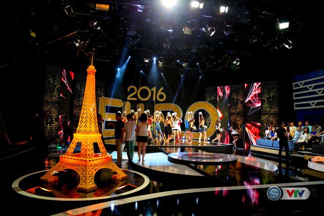 Những công tác chuẩn bị cho đêm Gala bế mạc EURO 2016 đã được hoàn tất.