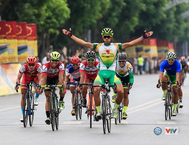 Sau hơn 1 giờ thi đấu, Nguyễn Thành Tâm, Gạo hạt ngọc trời An Giang đã xuất sắc về đích đầu tiên