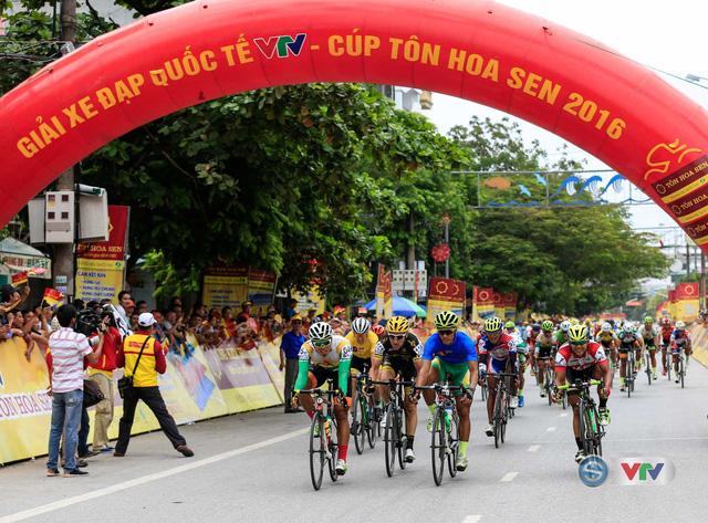 Chặng 6 Giải xe đạp quốc tế VTV - Cúp Tôn Hoa Sen 2016: Ấn tượng Lê Văn Duẩn - Ảnh 2.