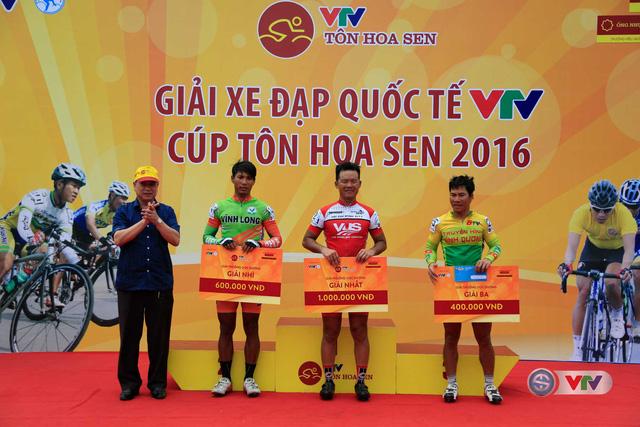 Chặng 6 Giải xe đạp quốc tế VTV - Cúp Tôn Hoa Sen 2016: Ấn tượng Lê Văn Duẩn - Ảnh 4.