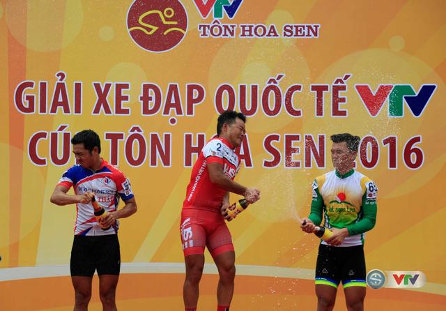 Chặng 6 Giải xe đạp quốc tế VTV - Cúp Tôn Hoa Sen 2016: Ấn tượng Lê Văn Duẩn - Ảnh 6.