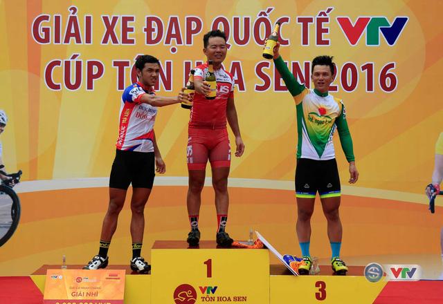 Chặng 6 Giải xe đạp quốc tế VTV - Cúp Tôn Hoa Sen 2016: Ấn tượng Lê Văn Duẩn - Ảnh 7.