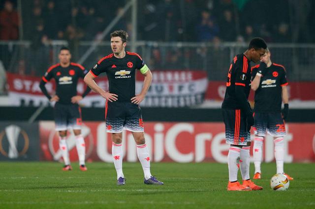 Các đối thủ đang dần mất đi sự e sợ đối với Man Utd