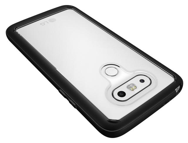 Concept LG G5 với cảm biến vân tay ở mặt sau