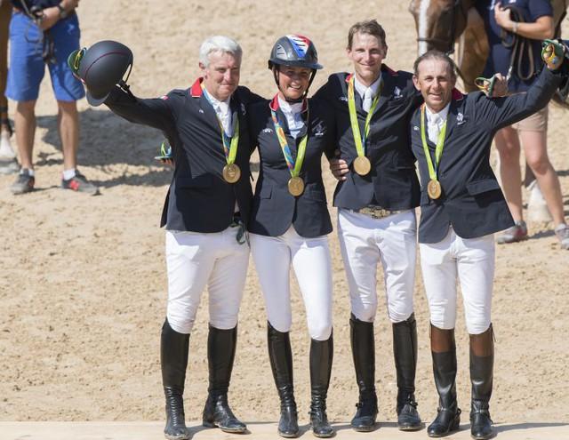 Đội đua ngựa Pháp