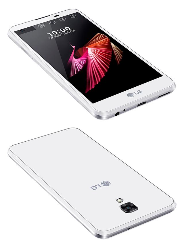 Thiết kế của LG X View