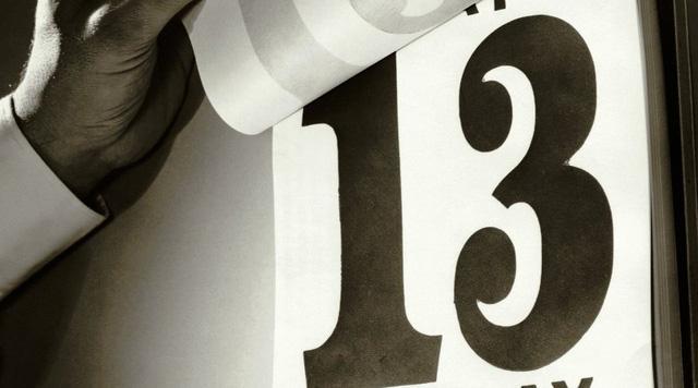 Thứ 6 ngày 13 là nỗi ám ảnh của nhiều người. (Ảnh: Epictimes)
