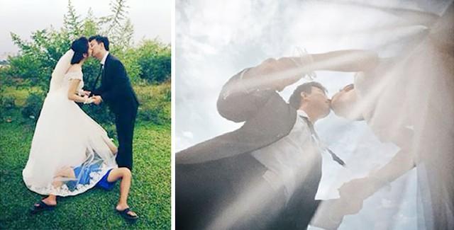 Đây là cách để có được bức ảnh ảo của một cặp đôi!