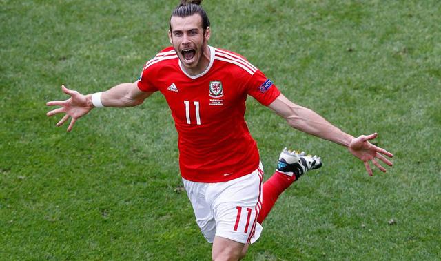Gareth Bale hiện đang là Vua phá lưới tại EURO 2016