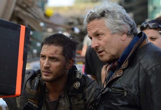 Đạo diễn George Miller (phải) vẫn còn ít nhất hai câu chuyện nữa muốn kể về nhân vật Max Điên. Ảnh: Warner Bros.