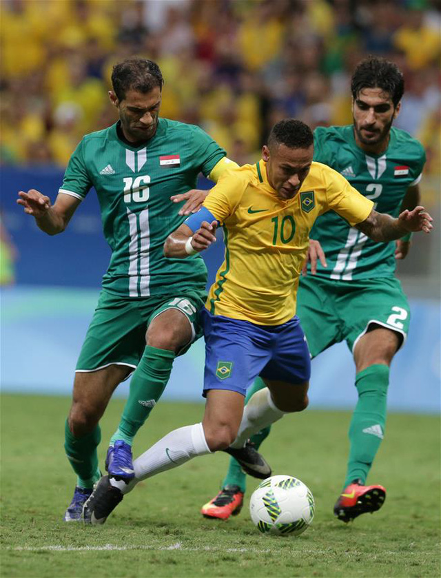 Neymar tịt ngòi trận thứ 2 liên tiếp