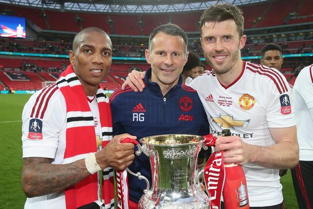 FA Cup sẽ là danh hiệu cuối cùng của nhiều công thần tại Man Utd (Ảnh: Getty)