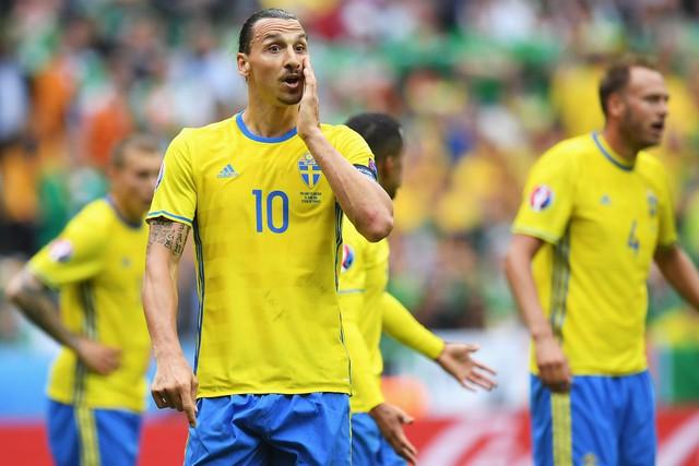 Thuỵ Điển buộc phải thắng nếu không muốn chia tay EURO 2016 ngay từ vòng bảng. Ảnh: Getty
