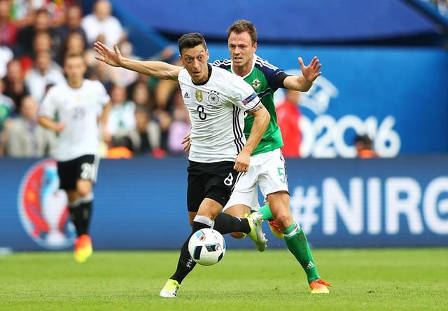 ĐT Đức trình diễn một bộ mặt chưa thực sự thuyết phục tại vòng bảng