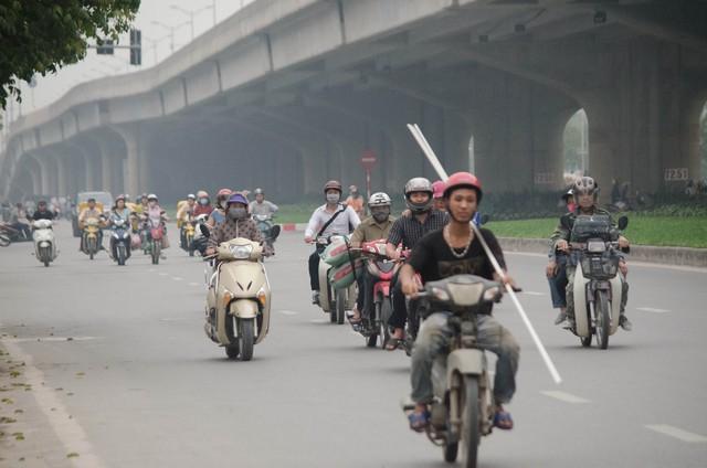 Hà Nội sẽ tăng cường kiểm tra. kiểm soát các phương tiện nhằm đảm bảo an toàn giao thông, phục vụ tốt nhu cầu đi lại của nhân dân dịp nghỉ lễ