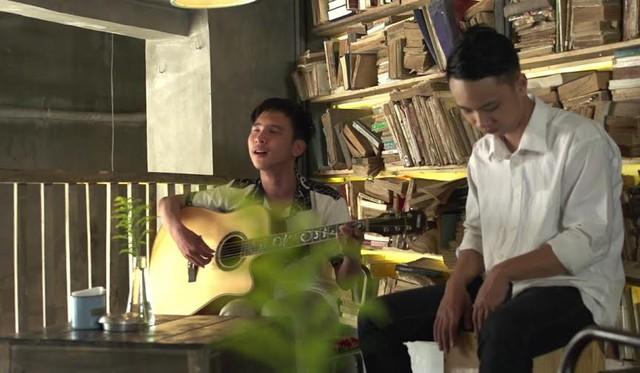 Quang Huy và Kiến Văn cảm thấy áp lực nhưng vẫn đặt quyết tâm cho đêm thi tuần này.