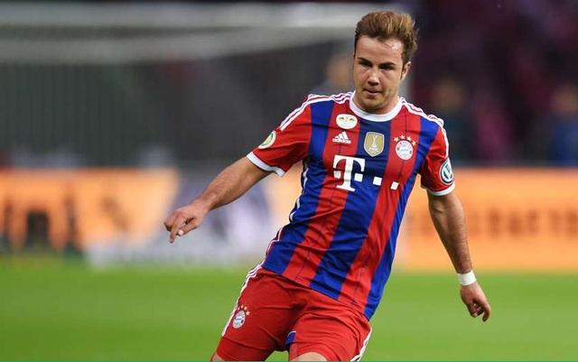 Gotze đi và đến Bayern từ Dortmund đều tạo nên những bản hợp đồng đắt giá.