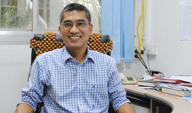 GS Nguyễn Văn Hiếu là một trong ba nhà khoa học nhận giải thưởng Tạ Quang Bửu năm 2016.