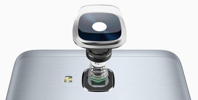 Huawei Honor 5C sở hữu camera sau có độ phân giải lên tới 13MP, khẩu độ f/2.0