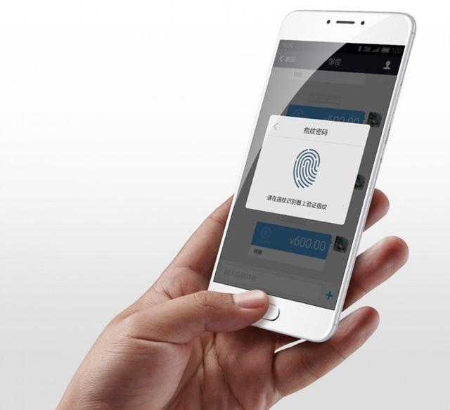 Sản phẩm tích hợp công nghệ cảm biến vân tay cực nhạy với tốc độ nhận diện chỉ trong 0,2 giây