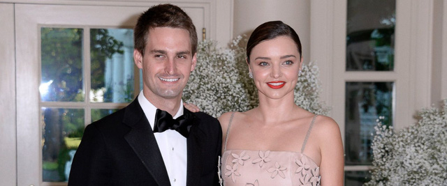 Dù chênh lệch tuổi tác nhưng Miranda và Evan vô cùng hạnh phúc bên nhau