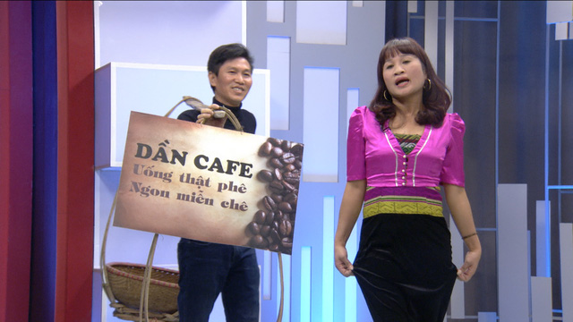 Lê Thị Dần cũng sẽ thể hiện một màn diễn hài hước ngay trong chương trình.