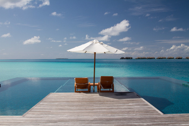 Hanimaadhoo Island, Maldives