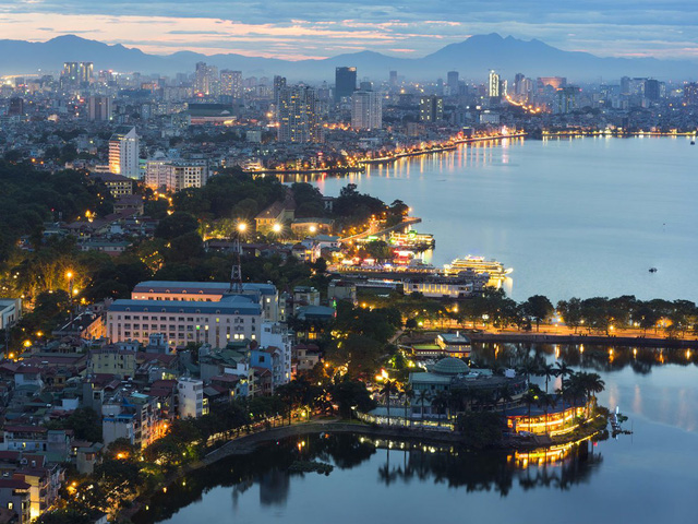 10. Hà Nội (Việt Nam): Hãy đặt phòng trước 3 tháng để tiết kiệm 16% cho chuyến du lịch của bạn