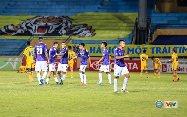 Chính vì đó, SLNA đã chấp nhận thất bại 0-1 khi làm khách tại Hàng Đẫy trước Hà Nội T&T.