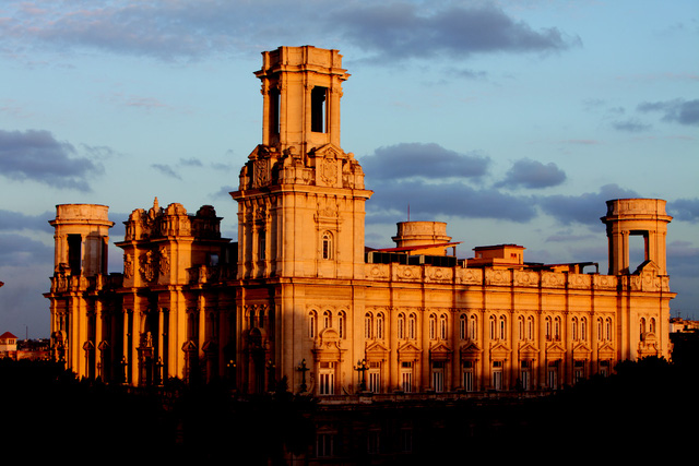 Cung điện Palacio del Centro Asturiano nay trở thành nơi trưng bày các tác phẩm nghệ thuật và là điểm du lịch khó bỏ qua