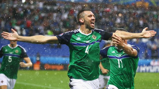 Bắc Ireland đứng trước cơ hội lần đầu tiên vào vòng knock-out tại EURO