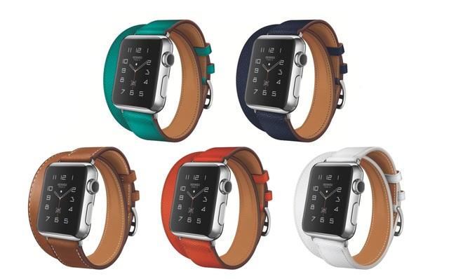Apple Watch Hermès mang tới người dùng nhiều tùy chọn màu sắc khác nhau