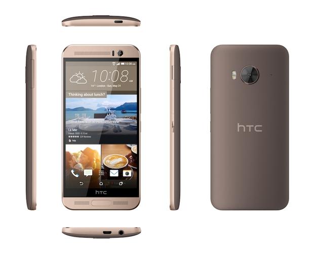 HTC One ME sở hữu thiết kế hài hòa và ấn tượng