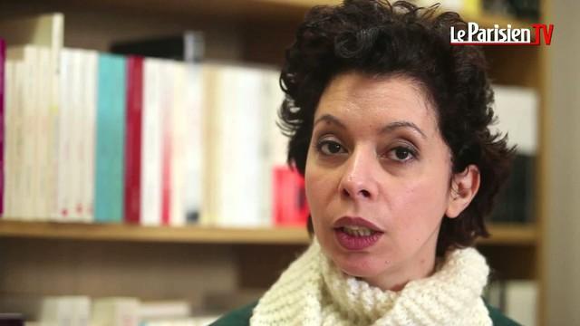 Nhà báo Hind Fraihi