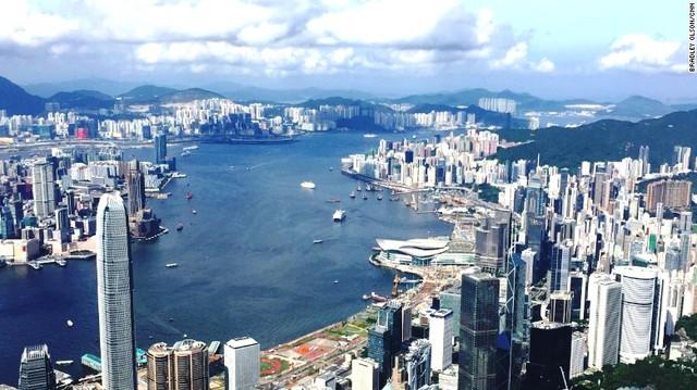 1. Hong Kong (Trung Quốc)