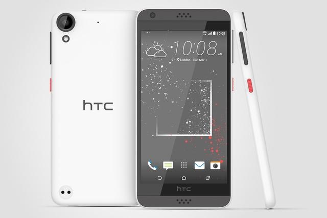 Thiết kế của HTC Desire 630