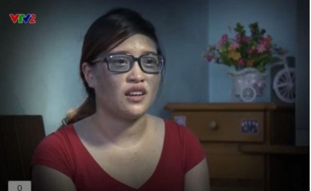 Hình ảnh Lê Hương Giang trước khi phẫu thuật thẩm mỹ