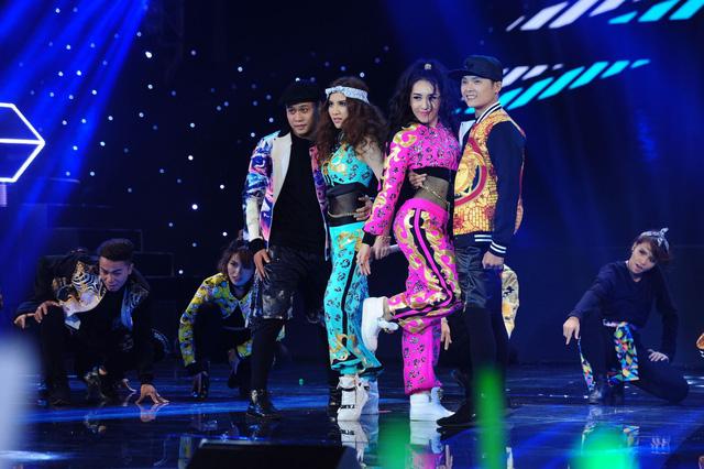Team Emily và Hạnh Sino gây ấn tượng mạnh trong he Remix - Hòa âm ánh sáng mùa thứ hai.