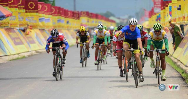 Kết thúc chặng 4, vị trí thứ nhất thuộc về tay đua Jos Koop của đoàn Lào, về nhì là tay đua Nguyễn Thành Tâm của Gạo hạt Ngọc Trời, Lê Văn Duẩn của VUS TP Hồ Chí Minh về vị trí thứ 3.