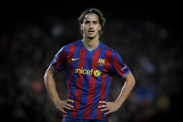 Ibrahimovic bị coi là một bản hợp đồng lãng phí của Barca