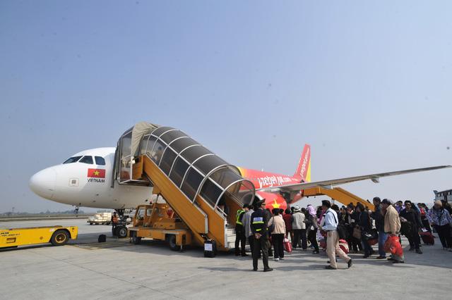 Đường bay Hà Nội – Phú Yên được Vietjet khai thác hàng ngày từ 20/5/2016. (Ảnh: Vnmedia)