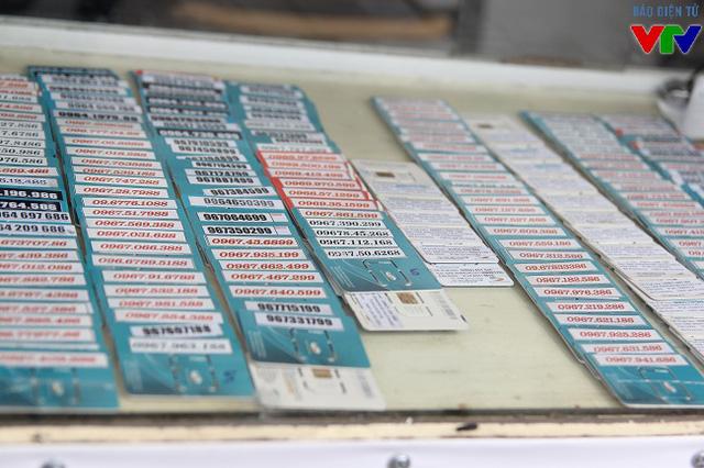 Mặc dù những phôi SIM Vinaphone đầu 088 chưa xuất hiện nhưng nhiều đại lý đã nhận đặt hàng với giá đắt đỏ.