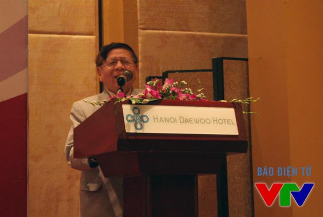 Ông Trần Xuân Nhĩ – Phó Chủ tịch thường trực Trung ương Hội Khuyến học Việt Nam, nguyên Thứ trưởng Bộ Giáo dục và Đào tạo