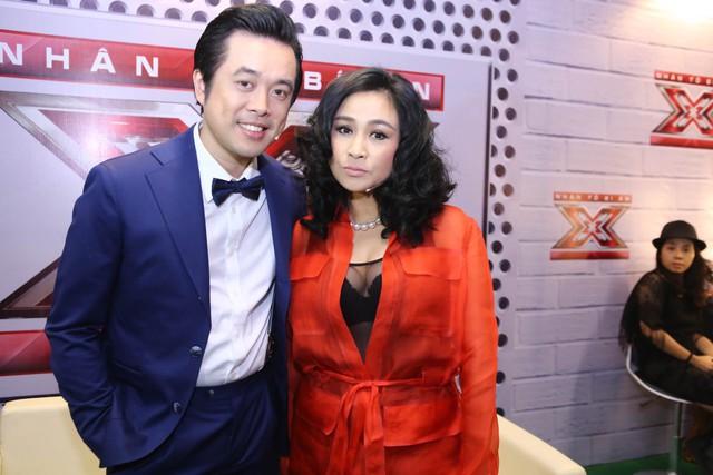 Nhạc sĩ Dương Khắc Linh và Diva Thanh Lam