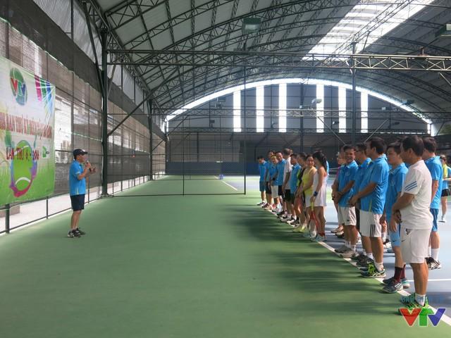 Giải đấu thu hút 30 VĐV đến từ hơn 20 đơn vị khác nhau thuộc Đài Truyền hình Việt Nam và các đơn vị bạn.