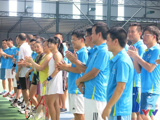 Giải đấu đã tạo ra một sân chơi lành mạnh dành cho những người yêu tennis và cũng là dịp để các cán bộ, nhân viên Ban Thư ký Biên tập - Đài Truyền hình Việt Nam giao lưu, gắn kết với các đồng nghiệp trong và ngoài Đài.