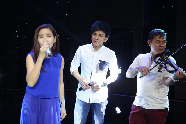 Ở đội giám khảo Đan Trường, Yên Nhiên sẽ thể hiện ca khúc Ô mê ly.