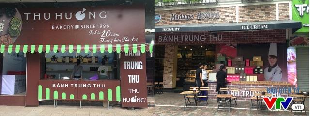 Cửa hàng cà phê, thức ăn nhanh chen chân thị trường bánh Trung thu - Ảnh 1.